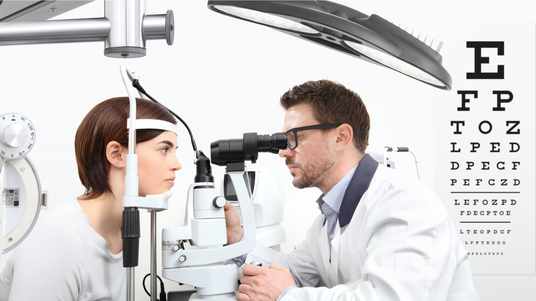 Optometry design and construction in Houston and surrounding areas